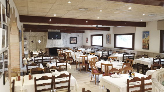Restaurant Can Lladó